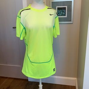 Nike workout top. Never worn